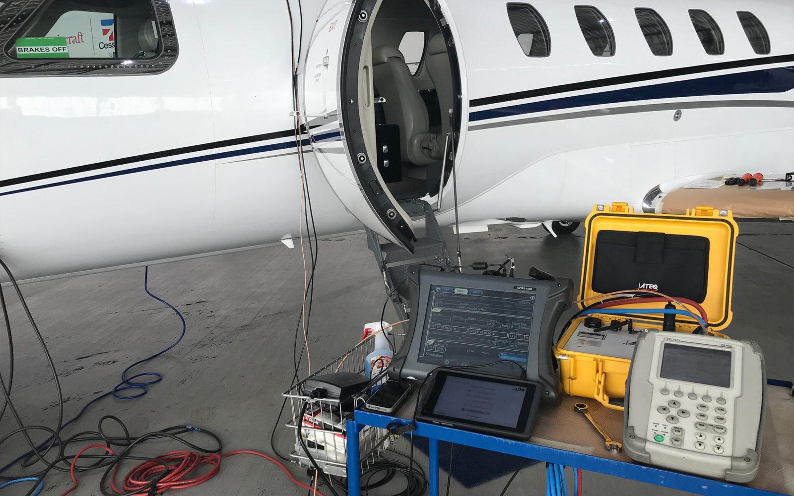 01 Avionik Inspection t Avionik Plus Avionik Plus Flugfunkservice GmbH