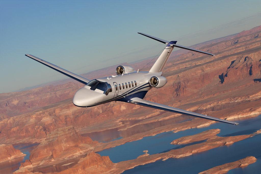 Cessna CJ3 Avionik Plus Avionik Plus Flugfunkservice GmbH