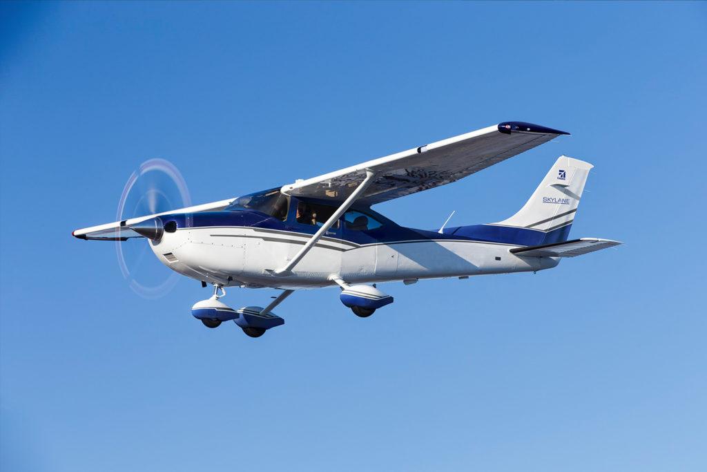 Cessna Skylane Avionik Plus Avionik Plus Flugfunkservice GmbH